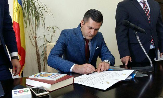 Ioan Albu cedează scaunul de prefect al județului Constanța. Cine îi va lua locul