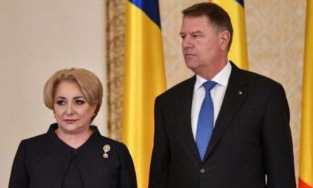 Ce a discutat președintele Klaus Iohannis cu premierul Viorica Dăncilă