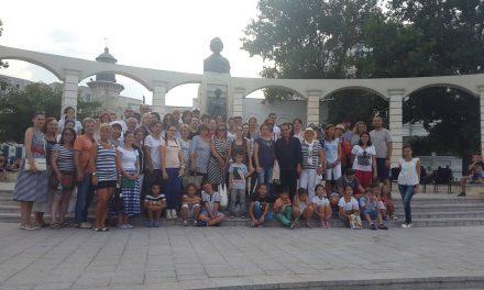 """""""Constanța la Pas de Ziua Marinei"""". Tur gratuit în zona peninsulară cu Diana Slav"""