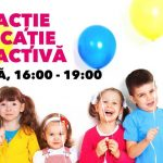 Face painting, dans și teatru de păpuși pentru cei mici. Acces gratuit