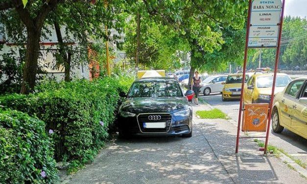 La Constanța, mașinile parcate ilegal tot nu pot fi ridicate, deși Hotărârea de Guvern este în vigoare de anul trecut