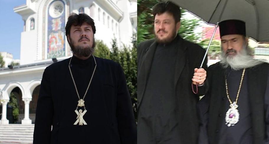 """Arhiepiscopia Tomisului sare în apărarea preotului acuzat de pornografie infantilă. """"Soția este cea care a folosit imaginile în mod ilegal"""""""