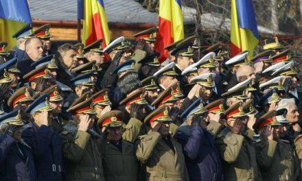 Pe ce se ceartă generalii? În niciun caz pentru drepturile și bunăstarea militarilor