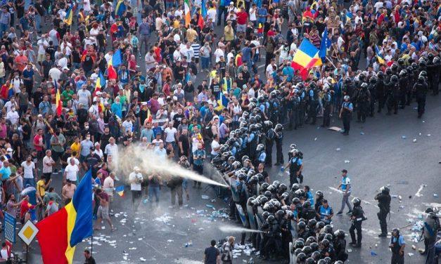 """""""Jandarmeria e toxică. Cerem ajutorul ONU"""" – petiție semnată de peste 35.000 de români"""