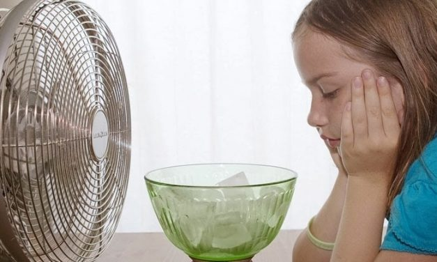 Remedii simple împotriva temperaturilor ridicate, fără a utiliza aerul condiționat
