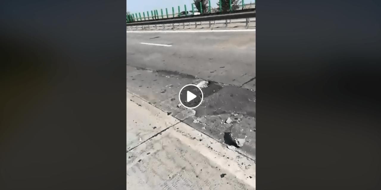 VIDEO. Un șofer critică autoritățile privind autostrada A2: Neaga, uite cum bagi oamenii în pământ