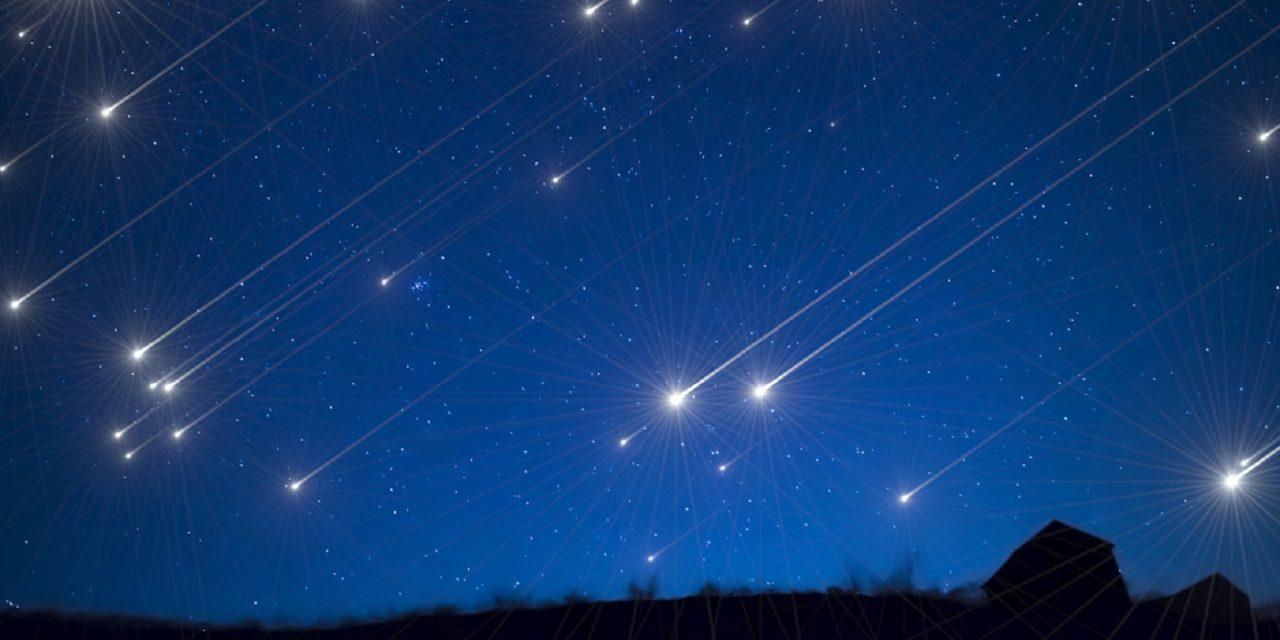 Ploaie de stele în acest weekend. Care e cel mai bun loc din județ unde o poți observa