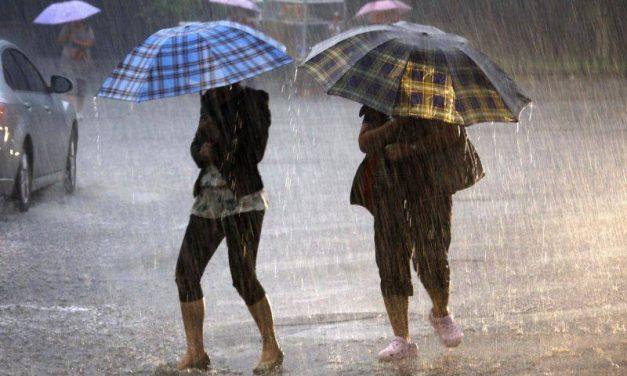 Ploi însemnate cantitativ în această seară și la noapte, în Constanța