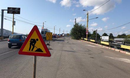 De ce nu se ține Făgădău de cuvânt? Podul de la Butelii e tot închis și nu se lucrează, deși promitea că va fi deschis încă de acum 3 săptămâni