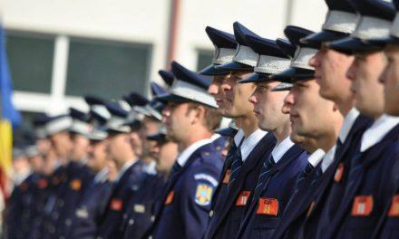 Salarii mai mari pentru polițiști de la 1 februarie 2019