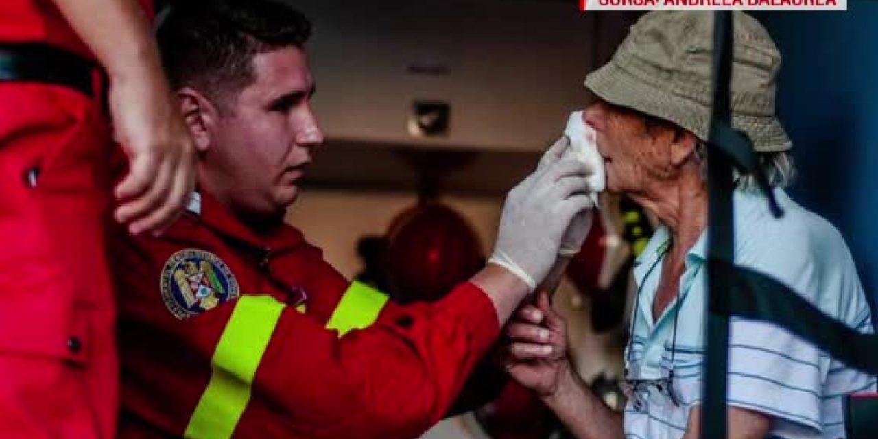 """Protestatarul care a murit ieri, gazat de jandarmi: """"Îi curgea sânge din gură și din nas"""". Raed Arafat, primele explicații"""