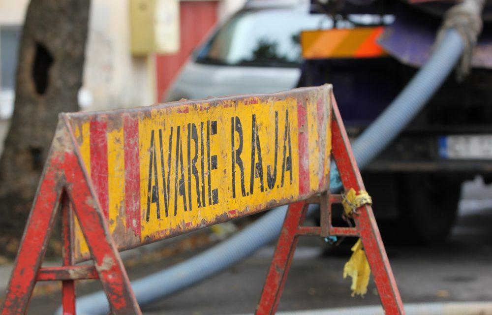 Chițac anunță lucrări la rețeaua RAJA în valoare de 120 de milioane de euro. Vor fi înlocuiți 107 km de conducte