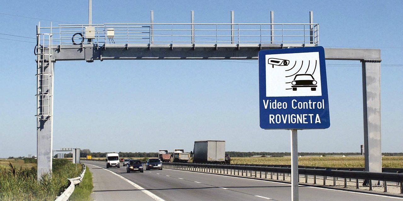 Verifică AICI dacă ai rovinieta valabilă și află unde sunt amplasate radarele fixe pentru controlul taxei de drum