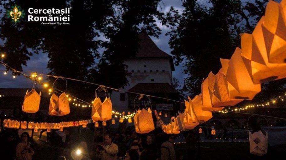 Festivalul Luminii ajunge la Constanța. Când se va desfășura