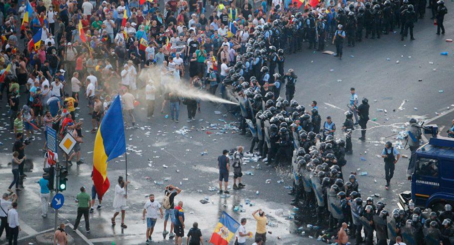 Jandarmeria preia discursul PSD și depune plângere la DIICOT pentru lovitură de stat