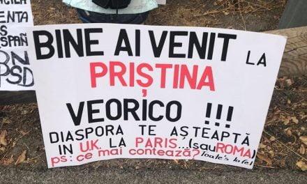 Jurnalist, despre vizita Vioricăi Dăncilă în Spania: Va fi primită cum se cuvine de către cei gazați și bătuți pe 10 august