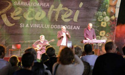 Sărbătoarea Recoltei și a Vinului Dobrogean a început. Vezi programul complet al evenimentelor