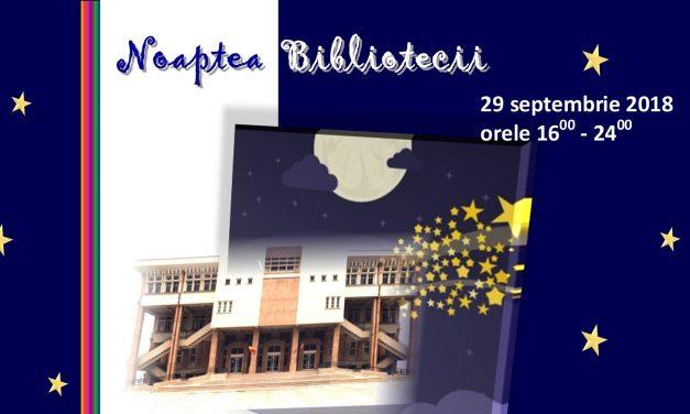 Noaptea Bibliotecii aduce numeroase activități la Constanța. Vezi programul complet al evenimentului
