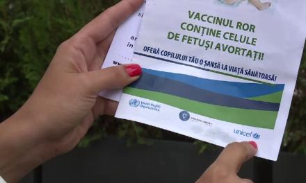Ministrul sănătății depune plângere penală împotriva inițiatorilor campaniei înșelătoare privind vaccinurile
