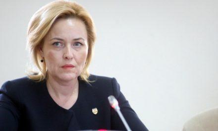 """Carmen Dan a demisionat din funcția de ministru de Interne: """"Nu am ce să-mi reproșez"""""""