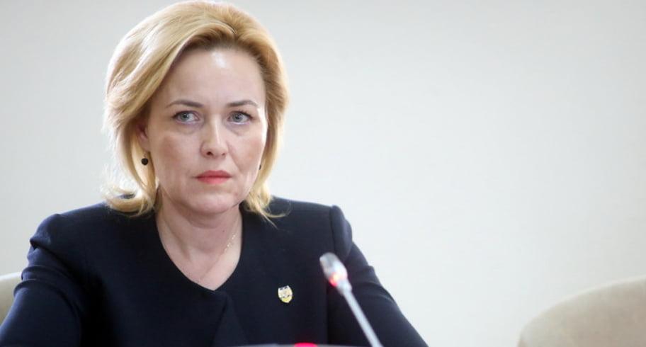 Carmen Dan, după audierile în Parlament: Am precizat că nu sunt cea care stabileşte vinovaţii