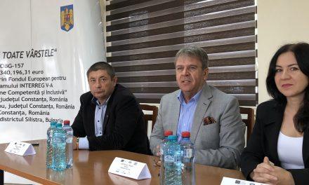 Proiect european, încheiat cu succes de primăriile Crucea, Mihail Kogălniceanu și Siliștea. 180 de persoane calificate în îngrijirea bătrânilor și persoanelor cu dizabilități