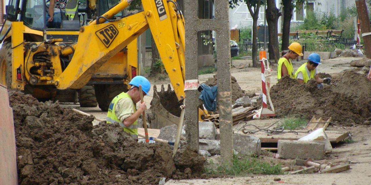 Rețeaua de canalizare din comuna Lumina va fi extinsă
