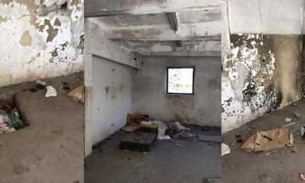 VIDEO/FOTO Focar de infecție și dormitor pentru oamenii străzii lângă o școală și o grădiniță din Constanța