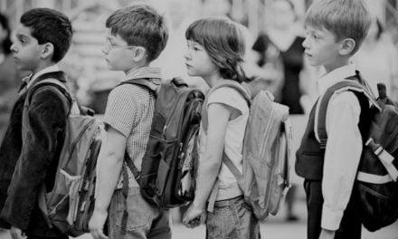 Prima zi de școală: O umbră tristă a ceea ce obișnuia să fie