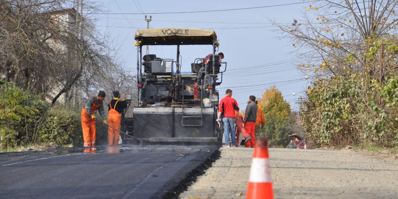Comuna Lumina, proiecte finanțate pentru asfaltare și modernizare străzi