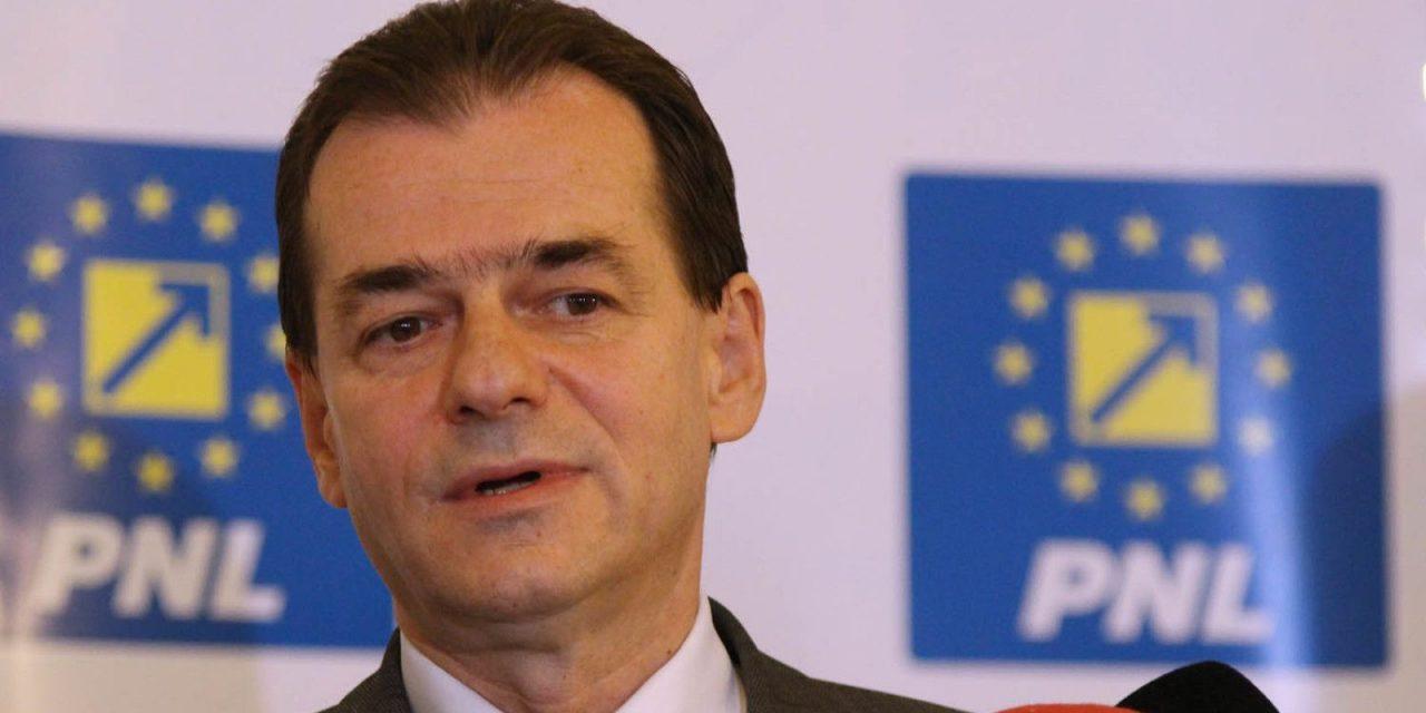 Ludovic Orban: PSD este o formațiune politică certată cu legea, trebuie să-i dăm o mamă de bătaie la europarlamentare