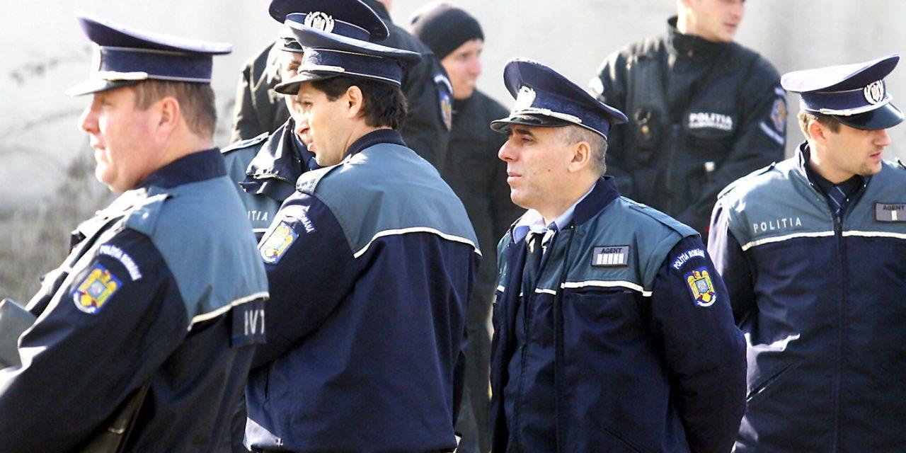 Polițiștii vor fi despăgubiți, chiar dacă sunt răniți în afara programului de lucru