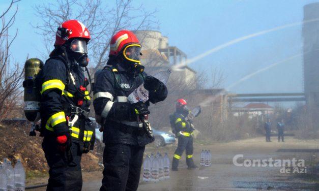 Apa furnizată de RAJA Constanța este atât de scumpă încât pompierii sting incendiile cu Borsec și Biborțeni