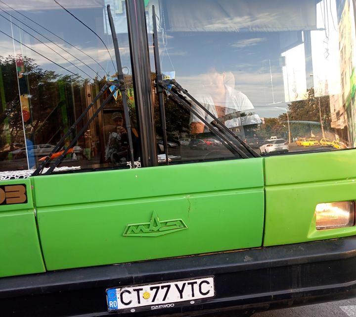 """Copil de 10 ani și tatăl său, dați jos din autobuz pentru că au urcat cu bicicleta celui mic. """"Să ne spună Făgădău pe unde să mergem. Ne teleportăm?"""""""