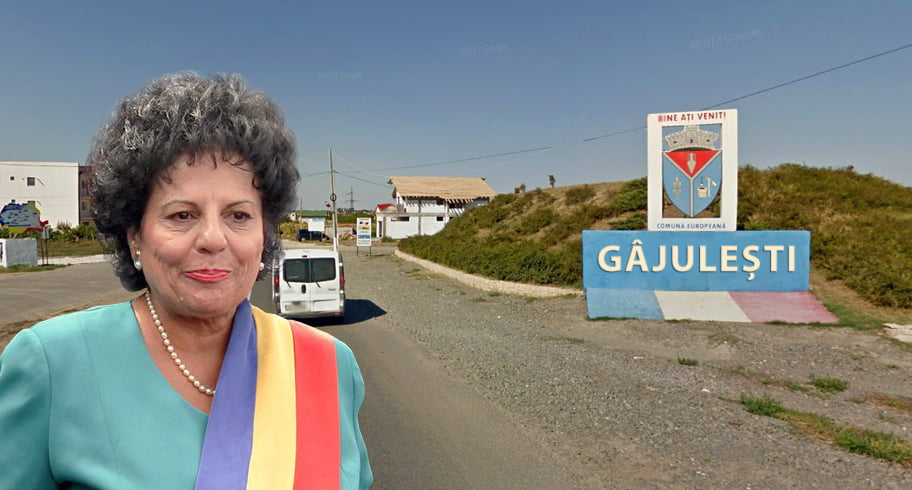 Titlul de cetățean de onoare? Prea puțin pentru Mariana Gâju. Schimbă numele comunei, din Cumpăna în Gâjulești