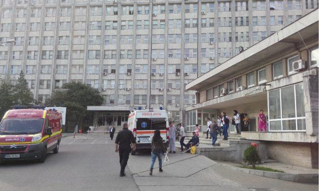 Apel umanitar! Este nevoie urgentă de sânge pentru elevul de 12 ani căzut de la etajul doi al Liceului Călinescu