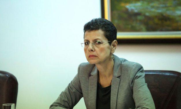 Adina Florea s-a retras din procedura de numire la șefia controversatei Secții speciale