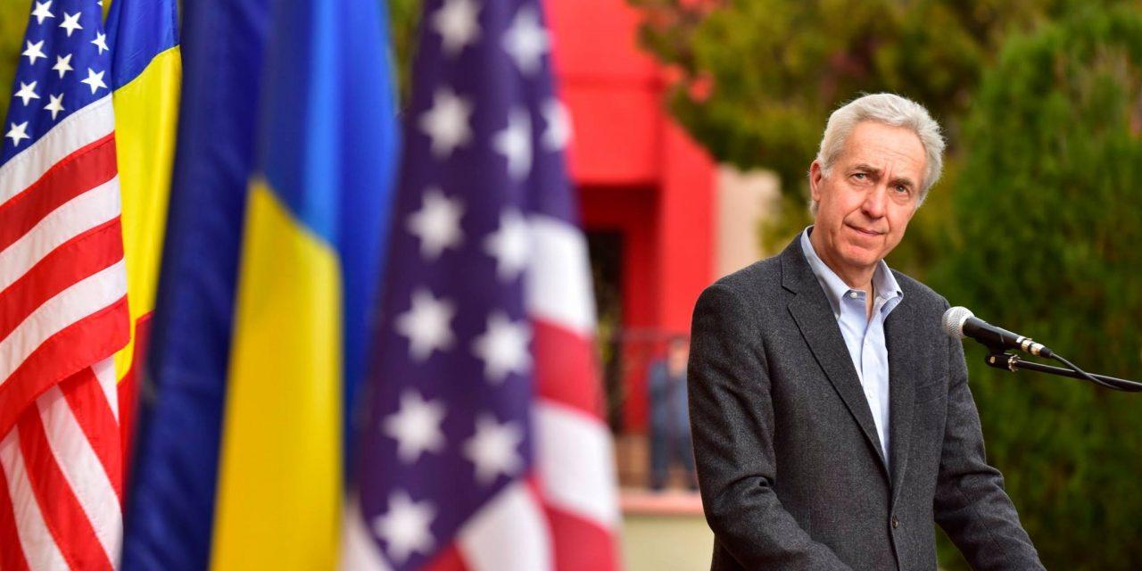 """GRAV! Cum a ajuns PSD să ceară """"EXPULZAREA de urgență"""" a ambasadorului american Hans Klemm"""