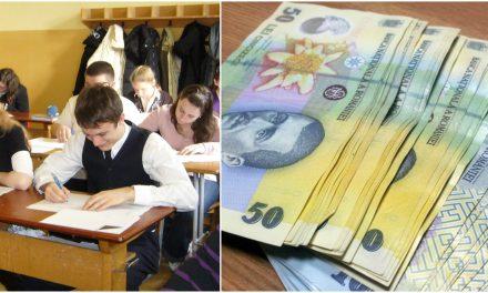 Bursele elevilor din Năvodari vor crește considerabil. 1000 lei, bursa de performanță