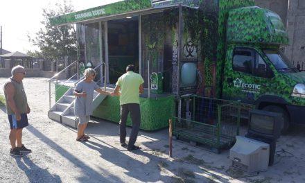 Comuna Nicolae Bălcescu găzduiește Caravana Ecotic