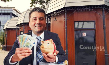 Făgădău a făcut gaură în bugetul Constanței. Acum vrea să recupereze banii de la cetățeni: taxele, majorate și cu 50%