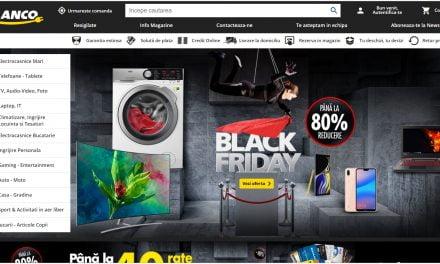Black Friday 2018 a început de astăzi. Flanco a furat startul, cu reduceri de până la 80%