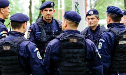 Mobilizare de forțe la Constanța cu ocazia referendumului. Sute de jandarmi, polițiști și pompieri, pregătiți de intervenții
