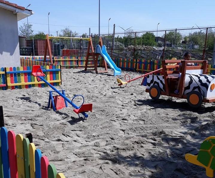 Viceprimarul PNL din Crucea,Iulian Tudorache,  proiecte pentru tineri și copii: locuri de joacă, terenuri de sport și o echipă de fotbal a comunei