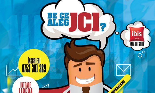 Tinerii constănțeni, care vor să facă voluntariat, sunt invitați să cunoască JCI Constanța