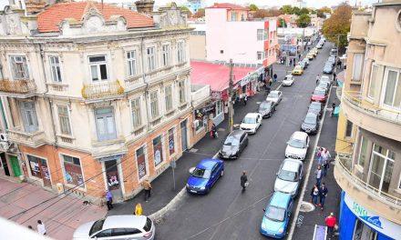 Schimbări importante în trafic, în zona Piața Griviței! Str. Ștefan Mihăileanu va deveni pietonală