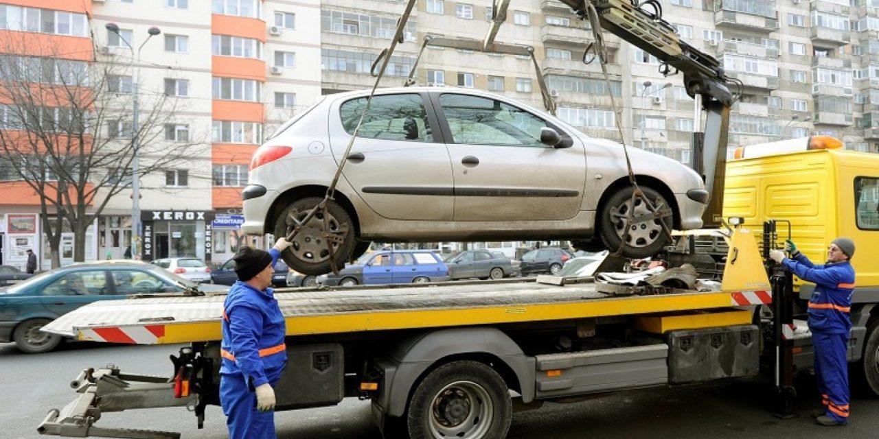 Primăria face bani pe spinarea constănțenilor… Mașini ridicate, amenzi de mii de lei, taxe prin sms, dar pe când și locuri de parcare?