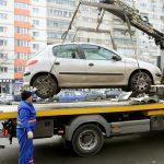 A început ridicarea de mașini pacate neregulamentar în Constanța. Șapte autoturisme au fost săltate