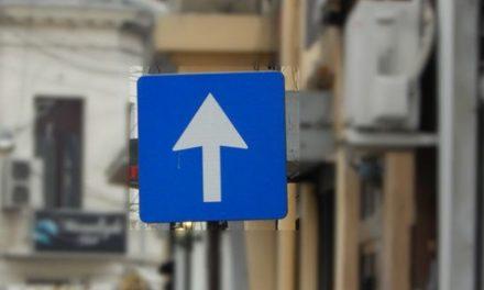 Atenție, șoferi! Începând de vineri, strada Farului devine cu SENS UNIC
