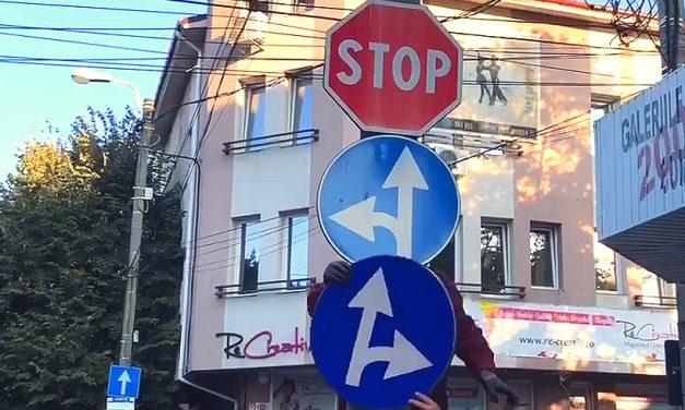 Atenție, șoferi! Noi reguli de trafic pe străzile din zona Piața Griviței
